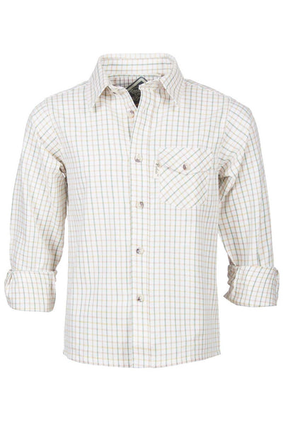 Tattersall Green - Rydale Juniors' Boys' Country Check Shirts