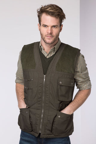 Olive - Mens Brecon Bodywarmer