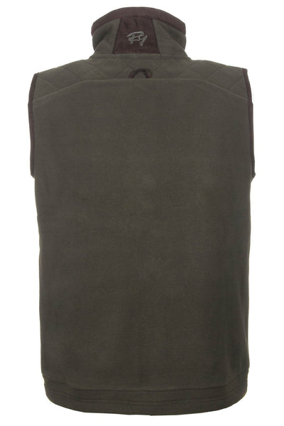 Olive Pheasant - Warm Shooting Fleece Gilet
