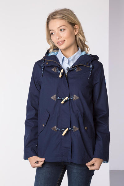 Navy - Cayton II Toggle Jacket
