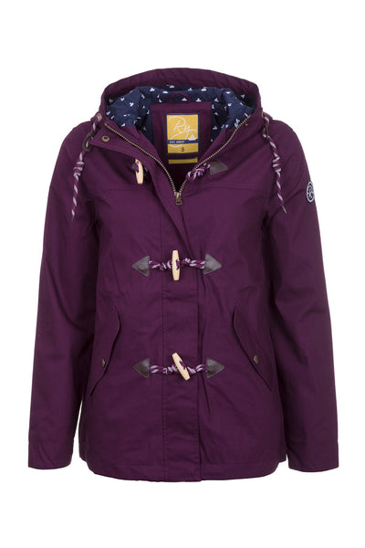 Berry - Cayton II Toggle Jacket