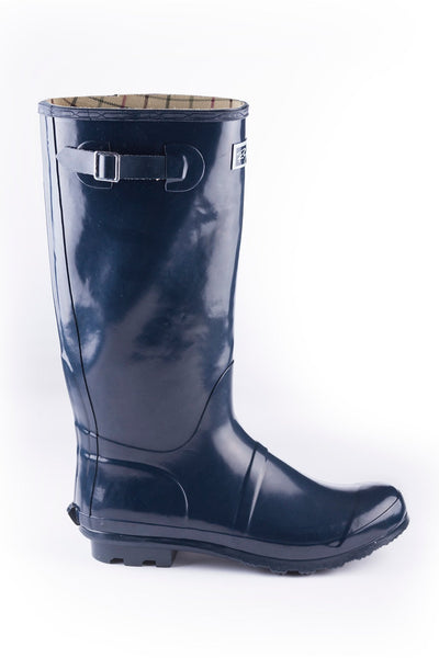 Navy - Classic Wellington Boots