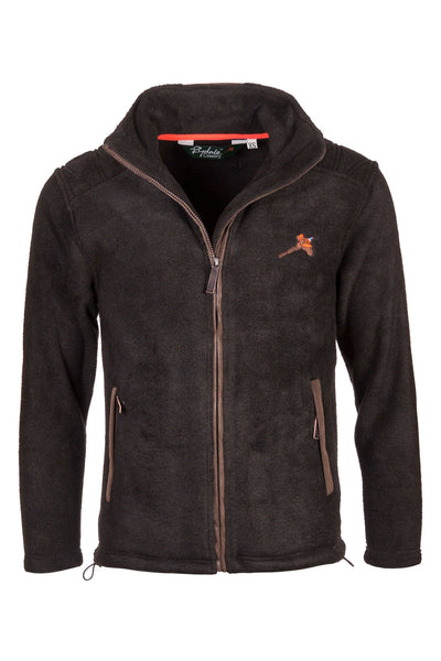 Gunmetal Pheasant - Egton Full Zip Fleece