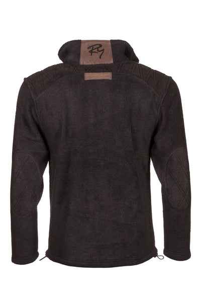 Gunmetal - Egton Full Zip Fleece