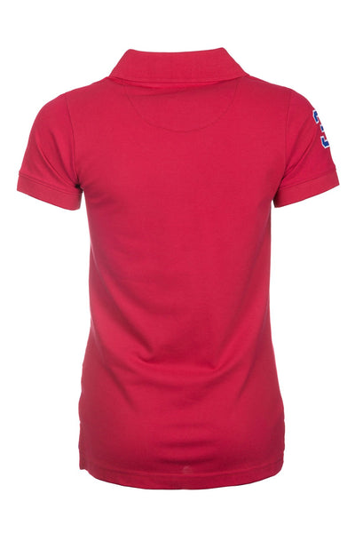 Crimson - Ladies Emma Polo Shirt