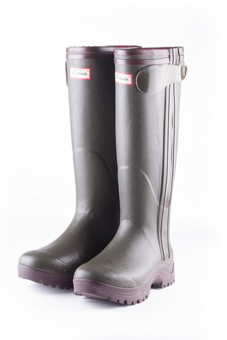 Gransmoor II Zipped Field Wellington Boots