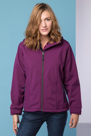 Haxby Hooded Softshell Jacket