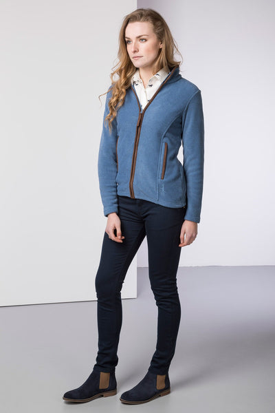 Denim - Ladies Huggate Fleece Jacket