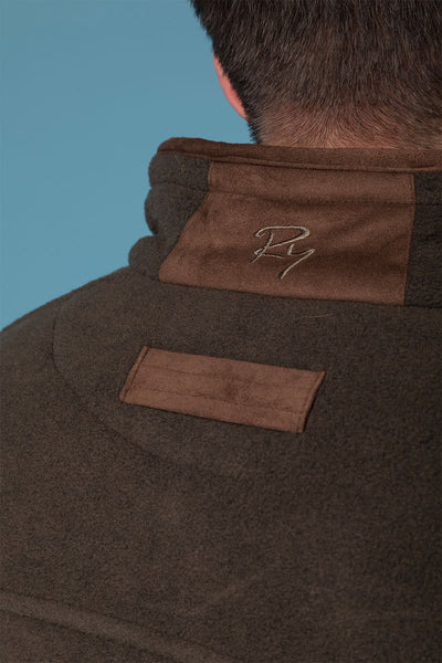 Olive - Men's Huggate Fleece Jacket