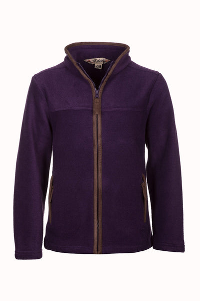 Amethyst - Junior Huggate Fleece Jacket