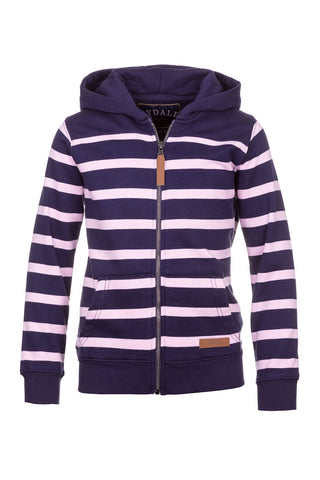 Junior Lucy Striped Hoody