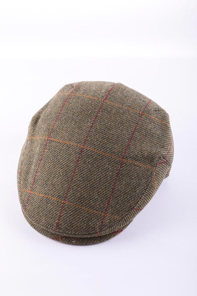 Pattern 32 - Keepers Tweed Flat Cap