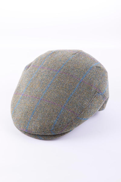 Pattern 33 - Keepers Tweed Flat Cap