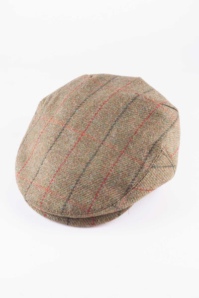 Pattern 11 - Keepers Tweed Flat Cap