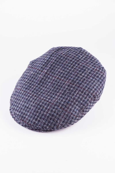 Pattern 27 - Keepers Tweed Flat Cap