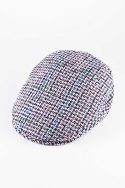 Pattern 29 - Keepers Tweed Flat Cap