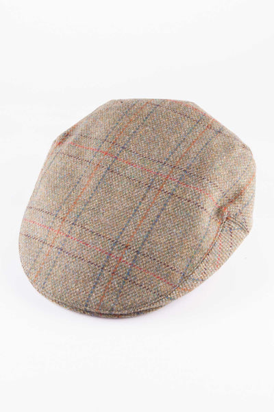 Pattern 30 - Keepers Tweed Flat Cap