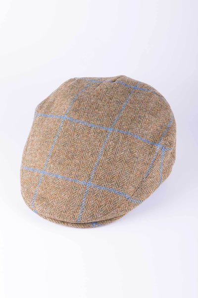 Skipton - Keepers Tweed Flat Cap