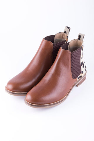 Kirby Leather Chelsea Boots