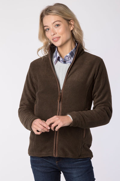 Bark - Ladies Huggate Fleece Jacket