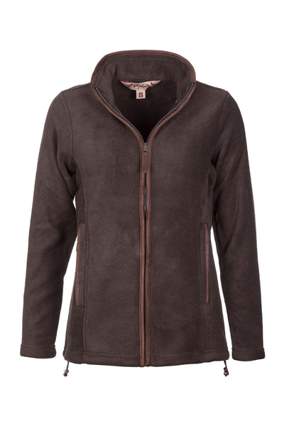 Olive - Ladies Huggate Fleece Jacket