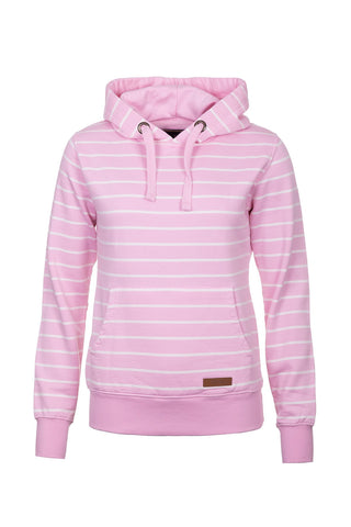 Lucy Striped Overhead Hoody