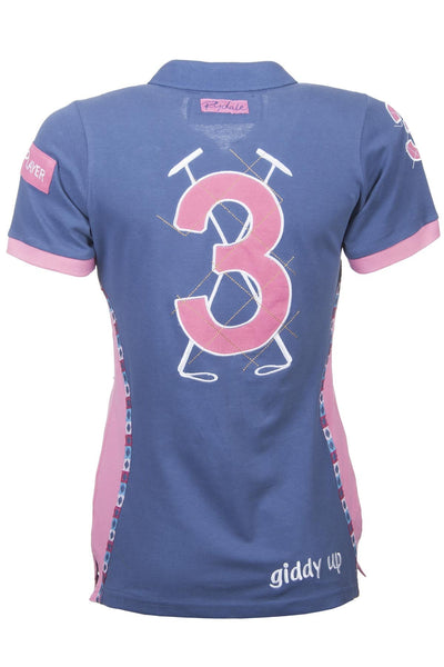 JBlue - Number 3 Ladies Polo Shirt