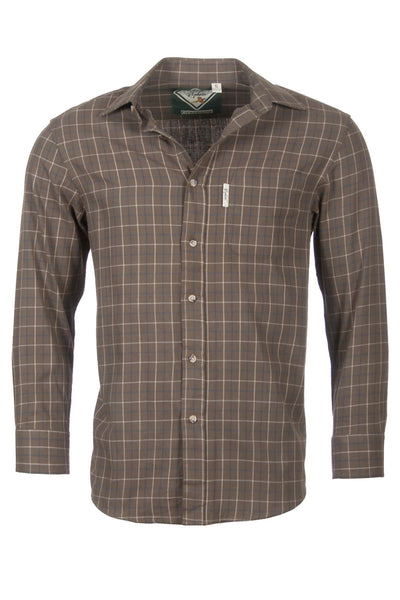 Gransmoor Olive - Classic Country Shirt