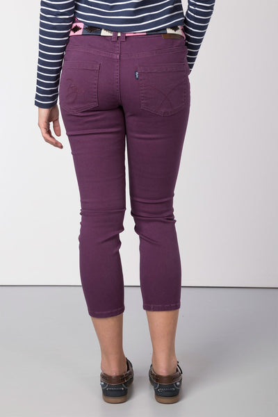Berry - Ladies Portia Skinny Crops