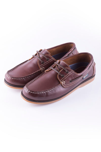 Chestnut - Men's Sandsend Deck Shoes