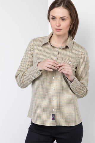 Hannah Country Check Shirt - Poacher
