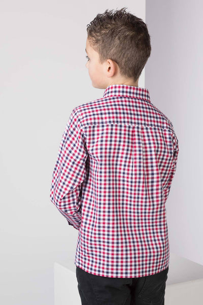 Junior Country Check Shirts