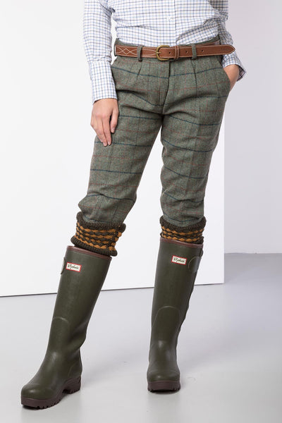 Blue Check - Ladies Tweed Shooting Breeks
