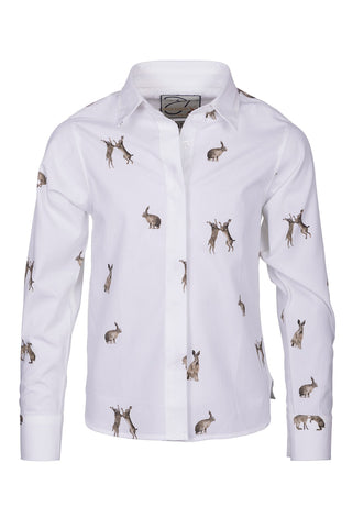 Girls Wistow Printed Shirt