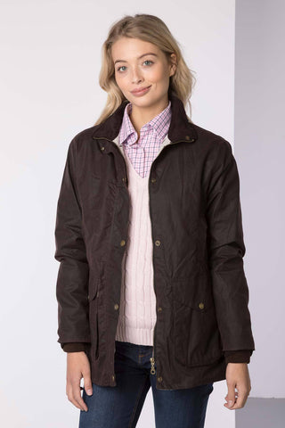 Wrelton Country Wax Jacket