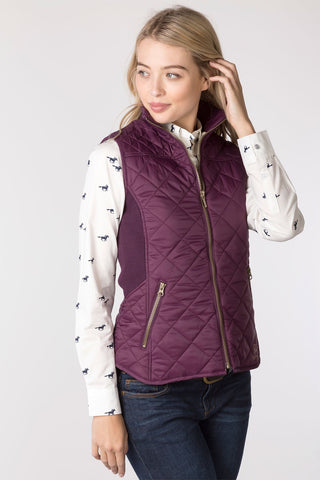 Wrelton Quilted Gilet