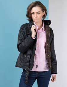 Milly Wax Jacket