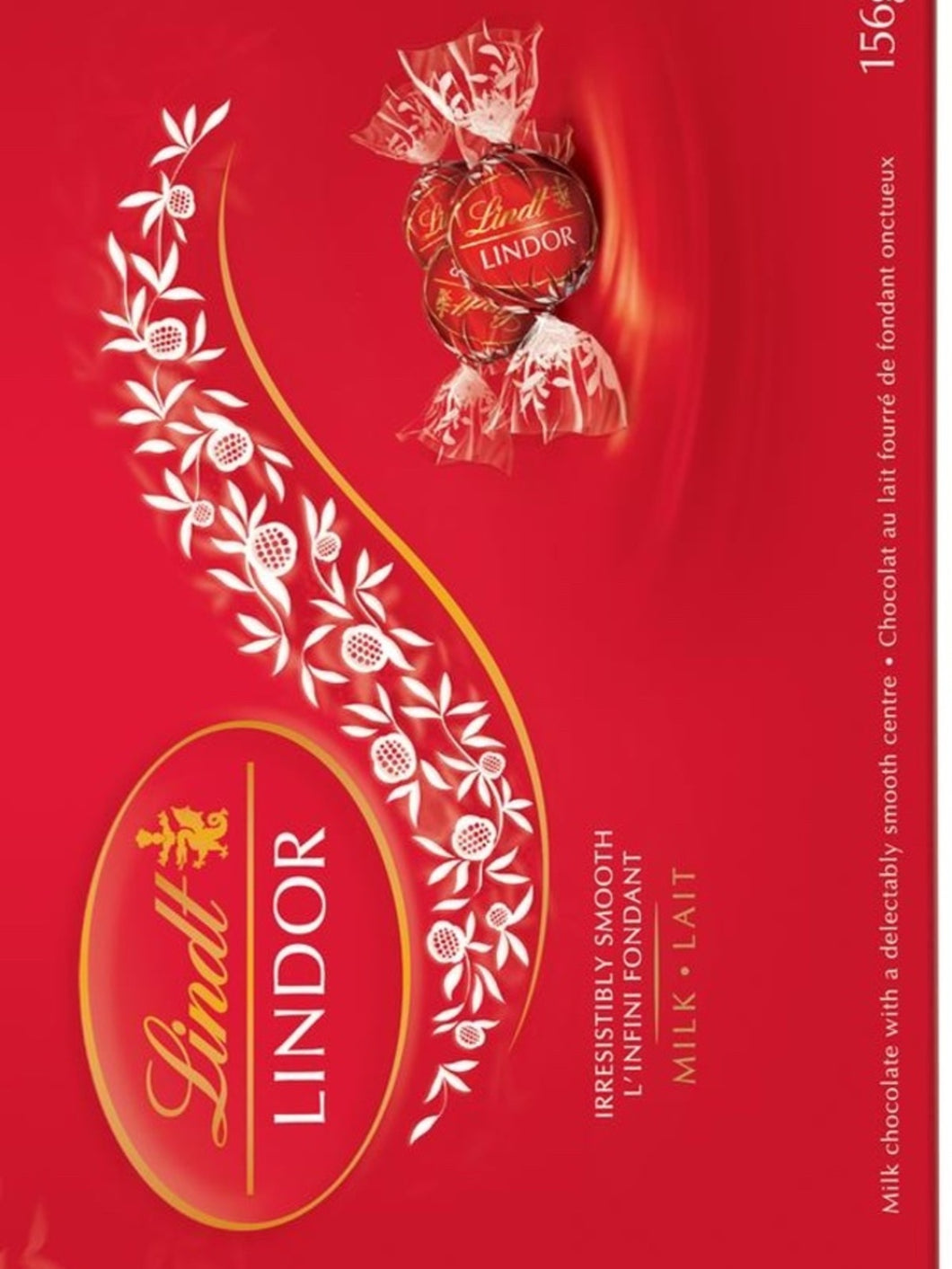 LINDOR RED – MILK