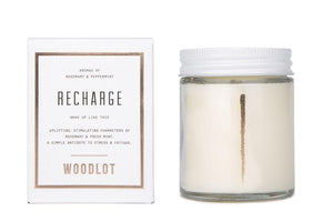 WOODLOT RECHARGE – 8OZ CANDLE