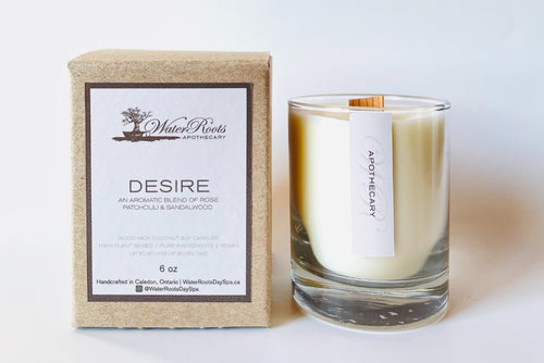 WATER ROOTS – DESIRE CANDLE
