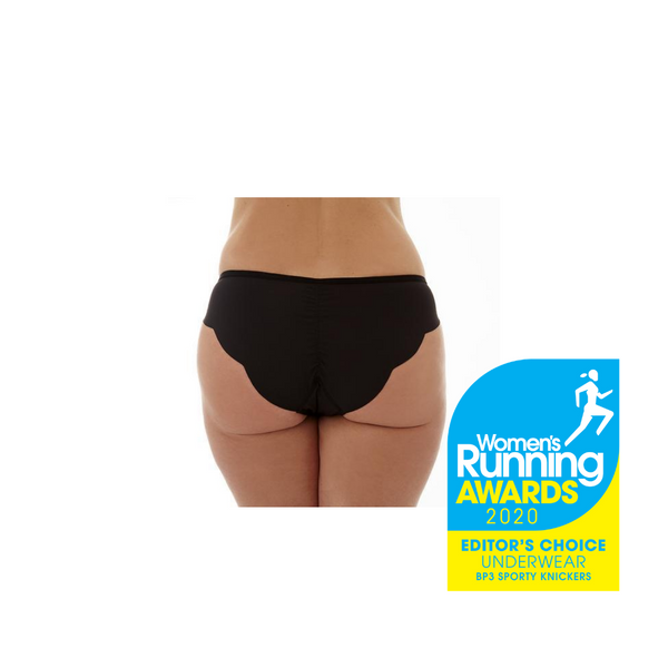 BP3 Washable Incontinence and Period Sporty Knickers