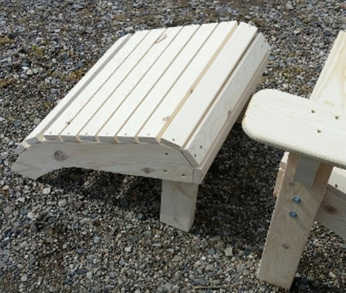 Picwood USA Adirondack Footstool