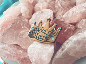 Anxiety Queen Pin
