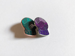 The Future is Queer Pin