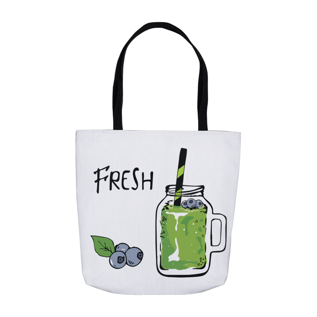 Fresh Smoothie Tote Bag