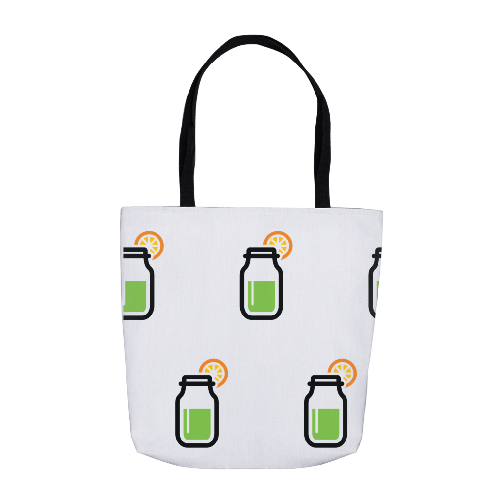 Sunshine Juice Tote Bag