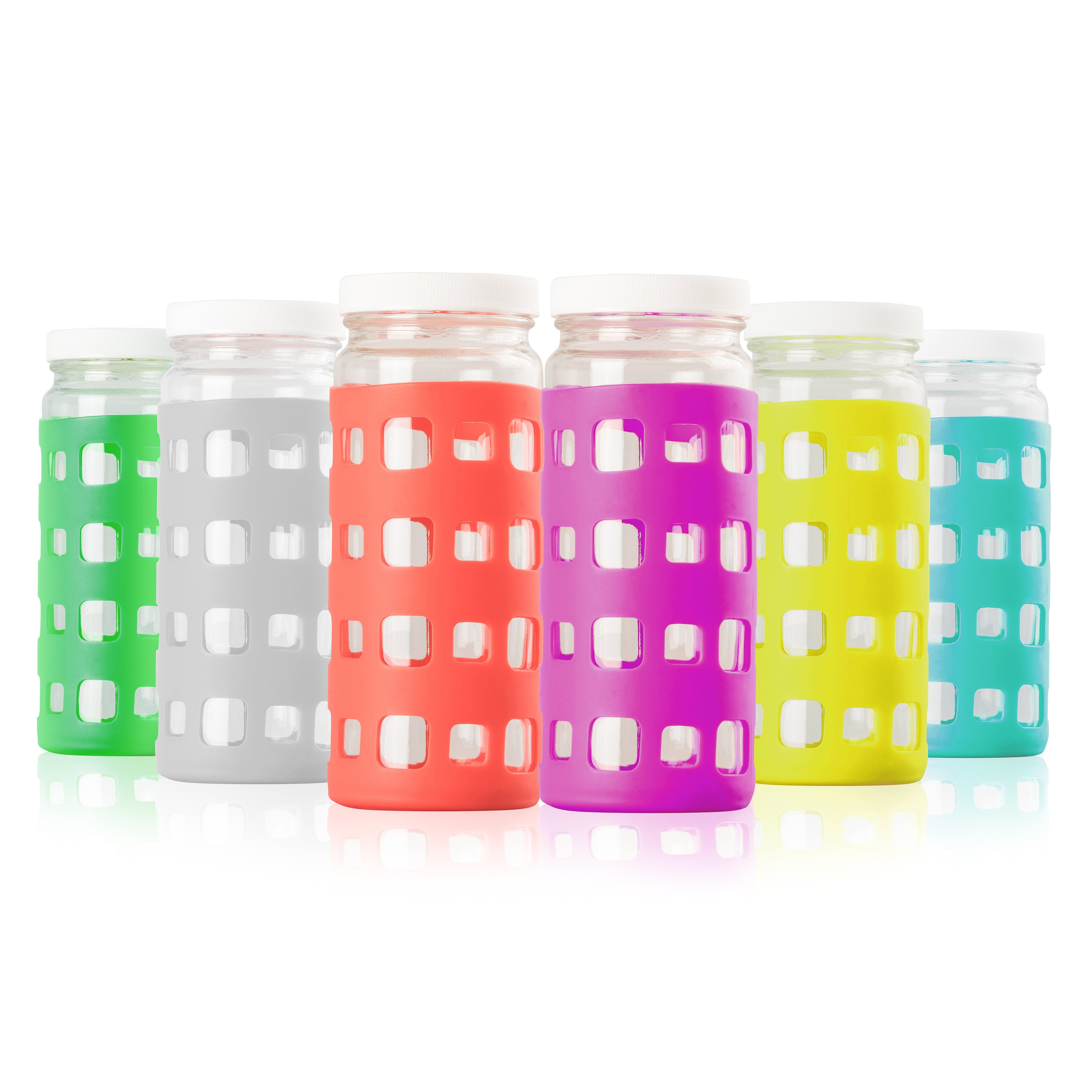 Silicone Protective Bottle Sleeves