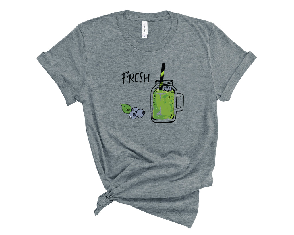 Fresh Green Smoothie T-Shirt
