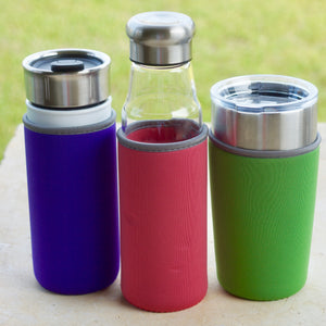 Neoprene Protective Bottle Sleeves
