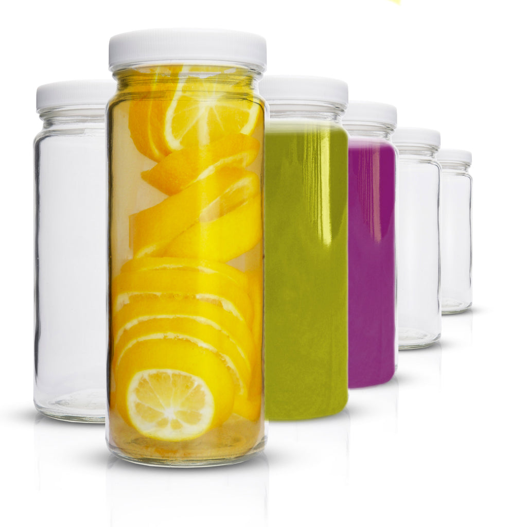 Glass Bottles, Juicing, Bottles, Water, Green Juice